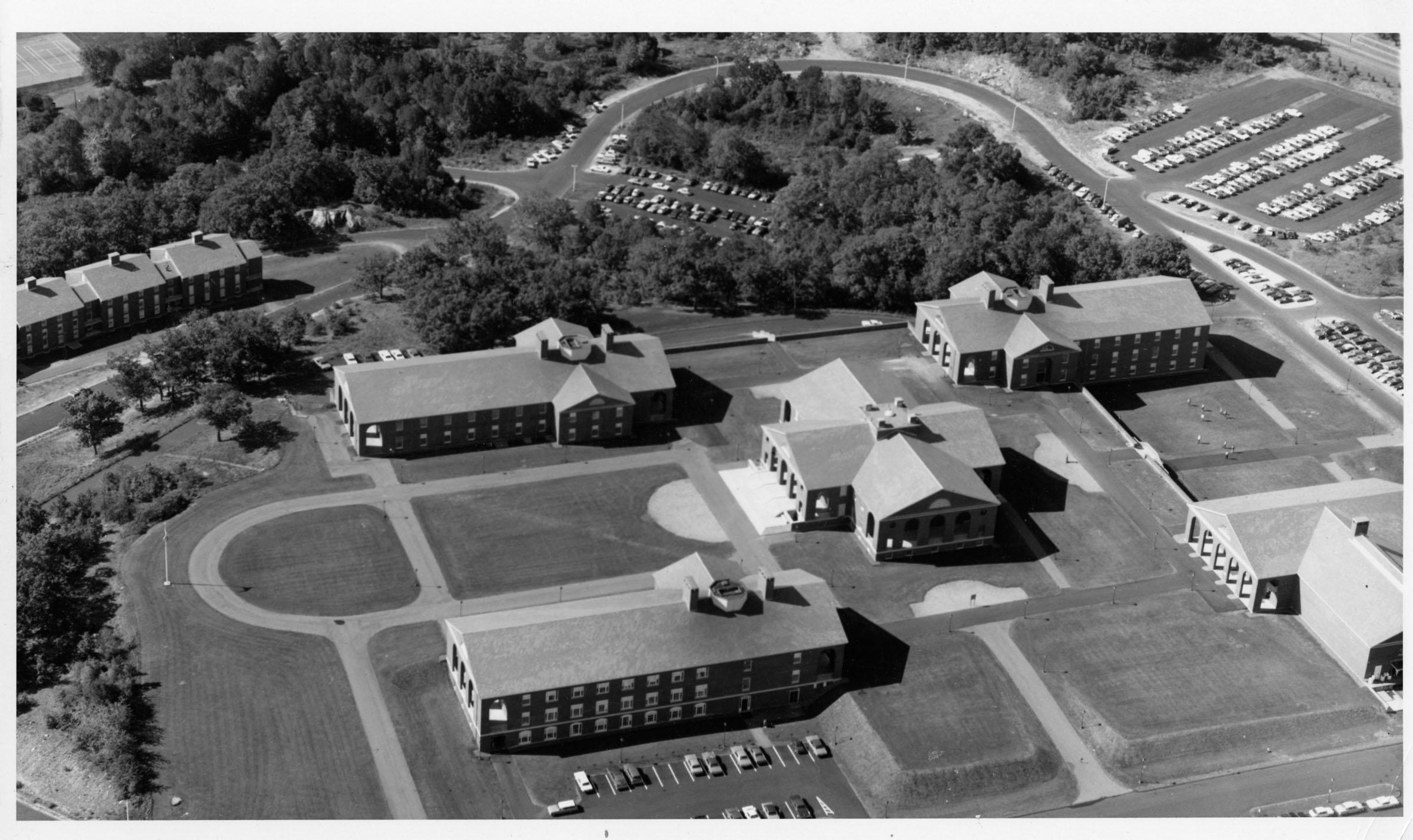 Bentley Campus in Waltham
