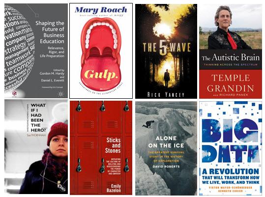May 2013 Selected New Titles