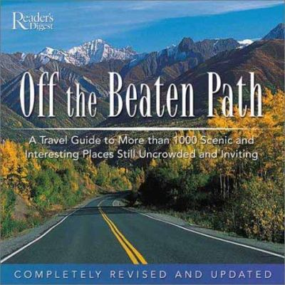 "Book cover image of ""Off the Beaten Path""."